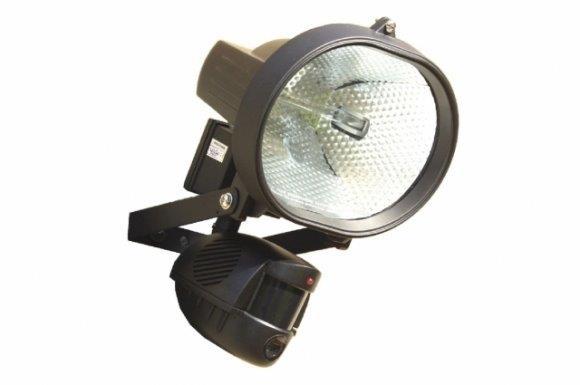 Security Lights & CCTV