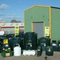 Tuffa Fuel Tanks