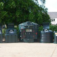 Tuffa Fuel Storage Tanks