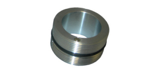 Spinsecure Cap including 2″ Tank Locking Cap Adaptor