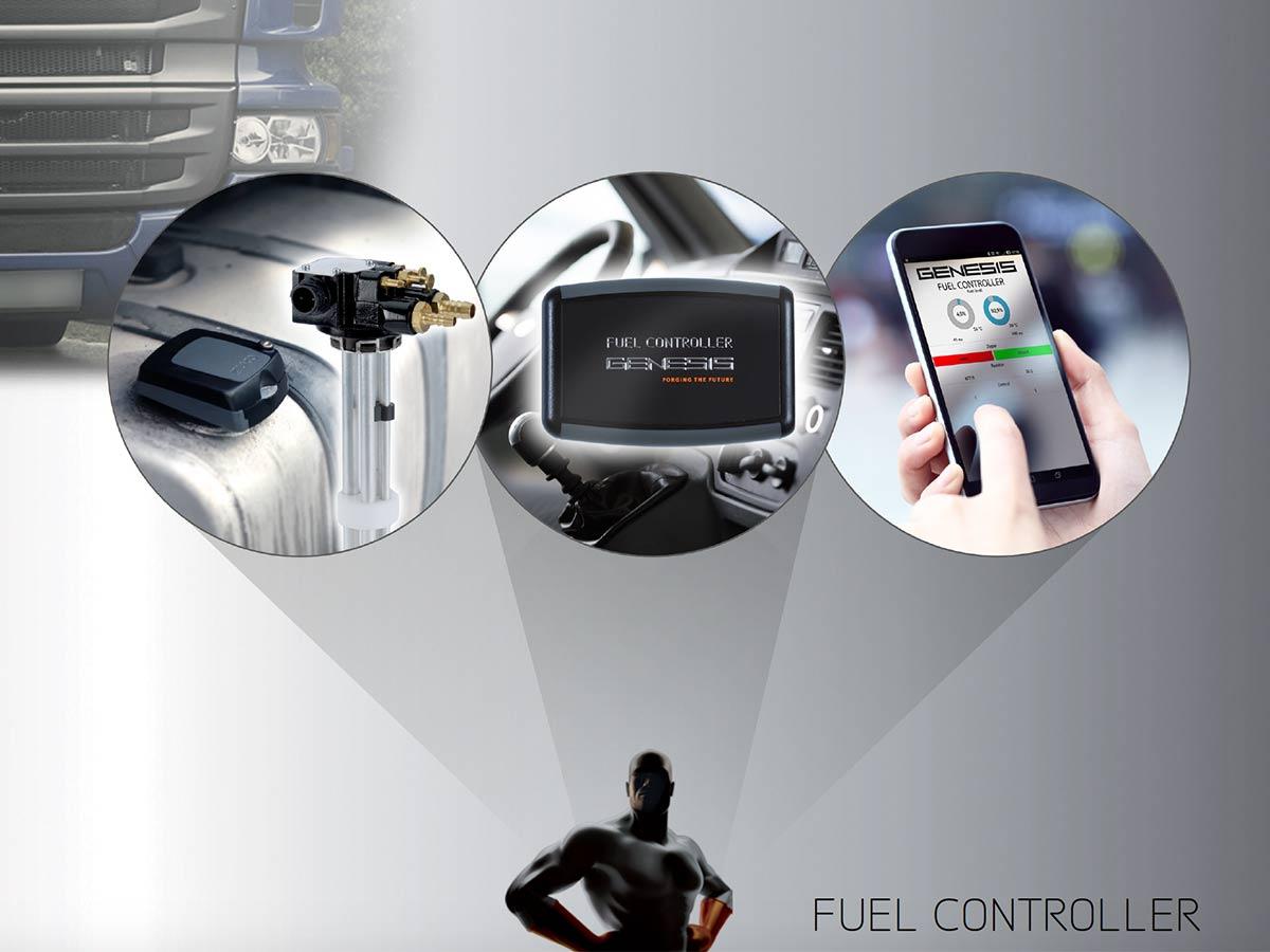 Genesis Fuel Controller